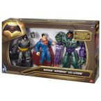 FIGURKA BATMAN VS SUPERMAN LEX LUTHOR 3PAK MATTEL