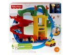 GARAŻ PARKING 3 POZIOMY LITTLE PEOPLE FISHER PRICE