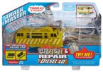 LOKOMOTYWA TOMEK CRASH REPAIR FISHER PRICE DIESEL