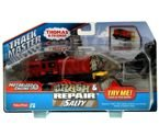LOKOMOTYWA TOMEK CRASH REPAIR FISHER PRICE SYLWEK