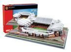MODEL STADIONU OLD TRAFFORD MANCHESTER PUZZLE 3D