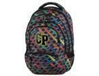 PLECAK COOLPACK COLLEGE RAINBOW STRIPES 27 L PATIO