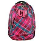 PLECAK COOLPACK COMBO 2W1 CRANBERRY CHECK - PATIO