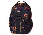 PLECAK COOLPACK SMASH DENIM FROWER KWIAT 26L PATIO