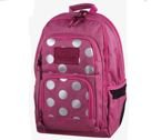 PLECAK COOLPACK UNIT SILVER DOTS PINK 26L - PATIO