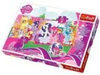 PUZZLE 2X50 LUMI COLOR KUCYKI MY LITTLE PONY TREFL