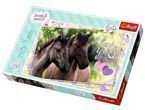 PUZZLE KOCHAMY KONIE SWEET LOVELY 260 EL - TREFL