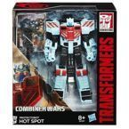 TRANSFORMERS COMBINER WARS VOYAGER - HOT SPOT