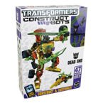 TRANSFORMERS CONSTRUCT BOTS DEAD END - HASBRO