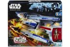 MEGA STATEK STAR WARS REBEL U-WING FIGHTER HASBRO