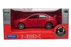 SAMOCHÓD WELLY 1:34  MITSUBISHI LANCER EVOLUTION X