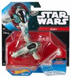 STATEK HOT WHEELS STAR WARS BOBA FETT'S SLAVE I