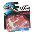 STATEK HOT WHEELS STAR WARS X-WING FIGHTER RED 5