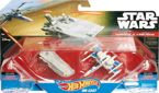 STATEK  STAR WARS  TRANSPORTER VS. X-WING FIGHTER