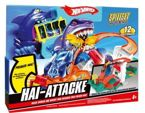 TOR SHARKBITE BAY ATAK REKINA HOT WHEELS WALIZKA