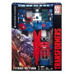WIELKI TRANSFORMERS OPTIMUS PRIME MEGA FORTRESS 60