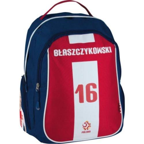 ff43ec7b4eec1 PLECAK SZKOLNY PZPN POLSKA BŁASZCZYKOWSKI - ASTRA | ART. SZKOLNE ...